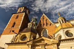 Wawel Katedra Zdjęcie Royalty Free