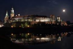 wawel krakow замока Стоковое Изображение RF