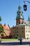 Wawel Royalty Free Stock Photo