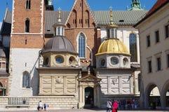 Wawel Stock Photo