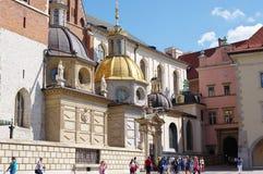 Wawel Royalty Free Stock Photos