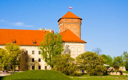 Wawel, Krakow, Poland Royalty Free Stock Images