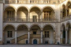 Wawel in Krakow Stock Photography