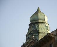 Wawel kulle med domkyrkan och slott i Krakow Royaltyfria Foton