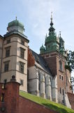 Wawel Royal Castle Royalty Free Stock Image