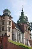 Wawel Royal Castle Royalty Free Stock Image