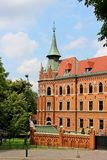 Wawel Royal Castle in Cracow, Poland Royalty Free Stock Images