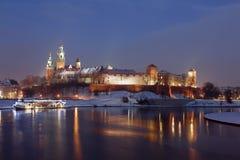 Free Wawel Royal Castle In Krakow Royalty Free Stock Photo - 48961005