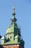 Wawel Royal Castle - Krakow Stock Photos