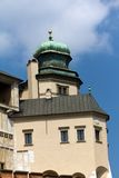 Wawel royal in cracow in poland Royalty Free Stock Photography