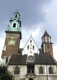 Wawel-Schloss Lizenzfreies Stockbild