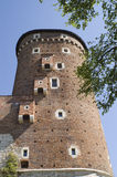 Wawel tower1 Royalty Free Stock Images