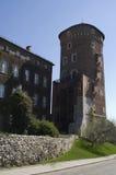 Wawel tower2 Stock Photo