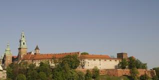 Wawel View Royalty Free Stock Photos