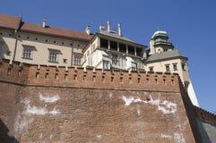 Wawel1 Royalty Free Stock Photo