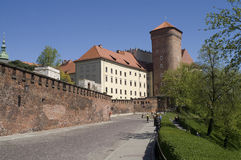 Wawel4 Royalty Free Stock Images