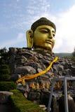 Wawoojongsa寺庙(Waujeongsa) 免版税图库摄影