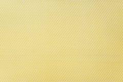 Wax base for honeycomb Royalty Free Stock Photo