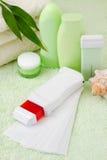 wax för apparathårborttagning Royaltyfri Fotografi