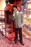 Wax figure of actor al pacino Royalty Free Stock Photo