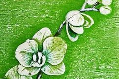 Wax flowers stock photography