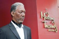 Wax Morgan Freeman Royalty Free Stock Images