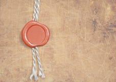 Free Wax Seal 2 Stock Photo - 25669520