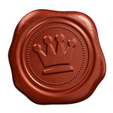 Wax seal Royalty Free Stock Photos