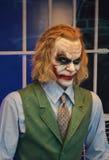 Wax statue of joker Stock Photography