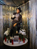 Wax Statue of Michael Jackson of his Billie Jean outfit Royalty Free Stock Image