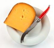 Waxed  cheese Stock Image