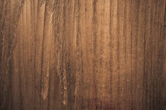 Waxed chestnut wood veneer Royalty Free Stock Photography