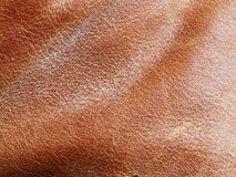 Waxed leather Royalty Free Stock Images