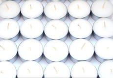 Waxine Leuchten Stockfoto