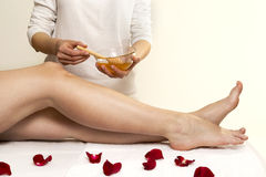 Waxing Stock Images
