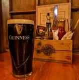 Waxxy o Connors pub, cieszy się obrazy stock
