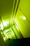 This is the way 1. This is the way - Long Hallway - great for suggesting evolution, prosperity, etc Royalty Free Stock Images