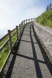 Way. In Puy-de-Dôme,Auvergne region of France Stock Images