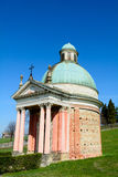 The Way of the Chapels. Vicoforte - Cuneo - Italy Royalty Free Stock Photos