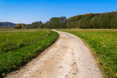 Way Home Royalty Free Stock Images