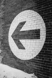 That Way Stock Image