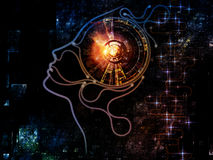 Way of Machine Consciousness Royalty Free Stock Images
