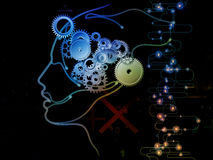 Way of Machine Consciousness Royalty Free Stock Photography