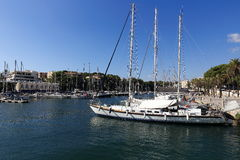 The Way from Sa Coma to the Porto Cristo, Cala Ratjada, Majorca, Spain Stock Image