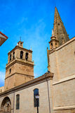 The Way of Saint James in Logrono Santa Maria Stock Photos