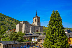 Way of Saint James by Molinaseca El Bierzo Leon Royalty Free Stock Image