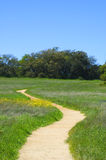 Way in Santa Rosa Plateau Stock Photos