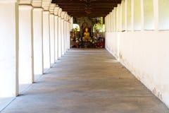 Way to buddha statue-4 Stock Image
