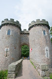 Way to the castle Royalty Free Stock Photo