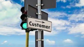 The way to customer